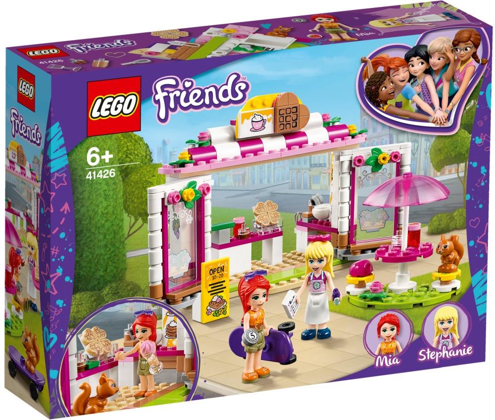 41426 Lego Friends Кафе в парке Хартлейк Сити, Лего Подружки