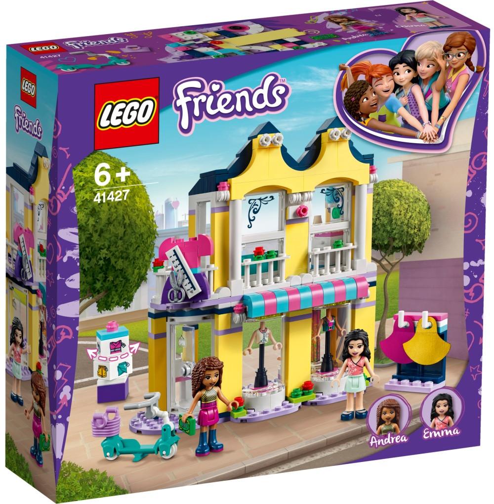41427 Lego Friends Модный бутик Эммы, Лего Подружки
