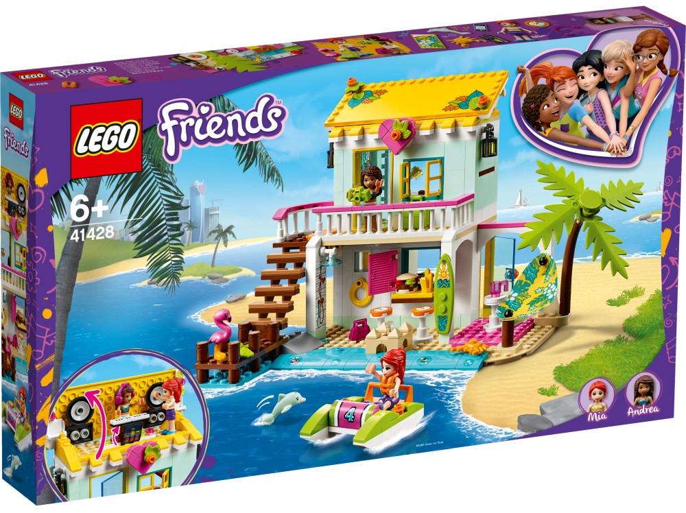 41428 Lego Friends Пляжный домик, Лего Подружки