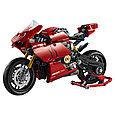 42107 Lego Technic Ducati Panigale V4 R, Лего Техник, фото 3