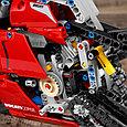 42107 Lego Technic Ducati Panigale V4 R, Лего Техник, фото 4