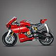 42107 Lego Technic Ducati Panigale V4 R, Лего Техник, фото 5