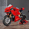 42107 Lego Technic Ducati Panigale V4 R, Лего Техник, фото 6