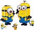 75551 Lego Minions Фигурки миньонов и их дом, Лего Миньоны, фото 3