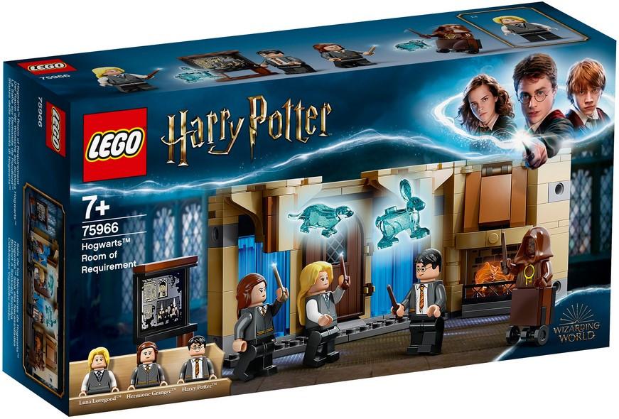 75966 Lego Harry Potter Выручай-комната Хогвартса, Лего Гарри Поттер