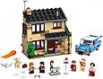 75968 Lego Harry Potter Тисовая улица, дом 4, Лего Гарри Поттер, фото 3