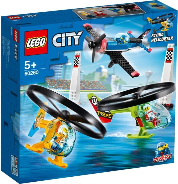 60260 Lego City Воздушная гонка, Лего Город Сити