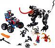 76151 Lego Super Heroes Засада Веномозавра, Лего Супергерои Marvel, фото 3
