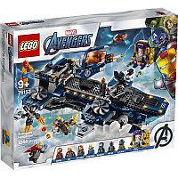 76153 Lego Super Heroes Геликарриер, Лего Супергерои Marvel