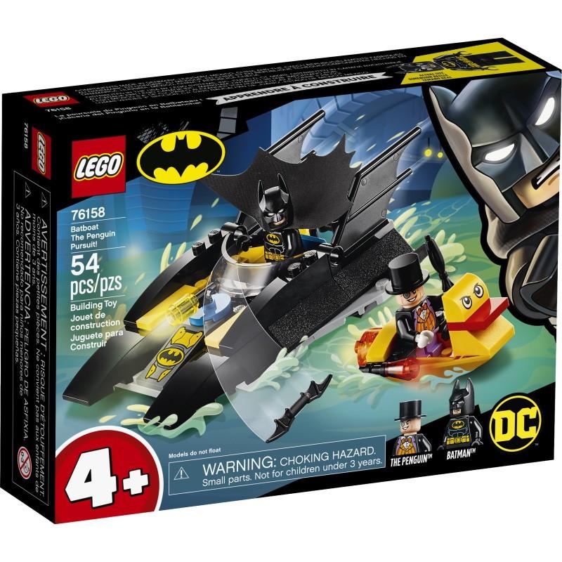 76158 Lego Super Heroes Погоня за Пингвином на Бэткатере, Лего Супергерои DC