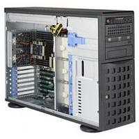 Supermicro SuperServer 7049P-TRT - 4U/Tower - 8x SATA - Dual 10-Gigabit Ethernet - 16x DDR4 - 1280W Redundant