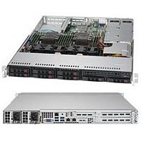 Supermicro SuperServer SYS-1029P-WTR 1U, 8 Hot-swap 2.5'' drive bays w/ 2 Xeon Scalable Processors support,