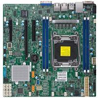 Серверная материнская плата SuperMicro MBD X11SRM F O 1x Intel Xeon Socket FCBGA2066, 4x 288 pin DDR4 DIMM