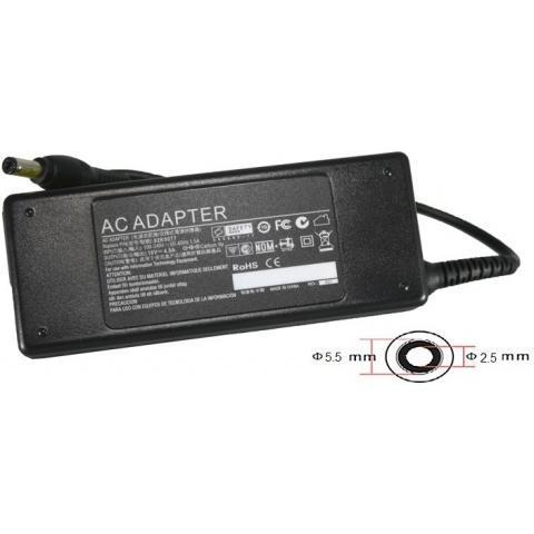 Блок питания для ноутбуков PowerPlant IBM/LENOVO 220V, 16V 72W 4.5A (5.5*2.5)