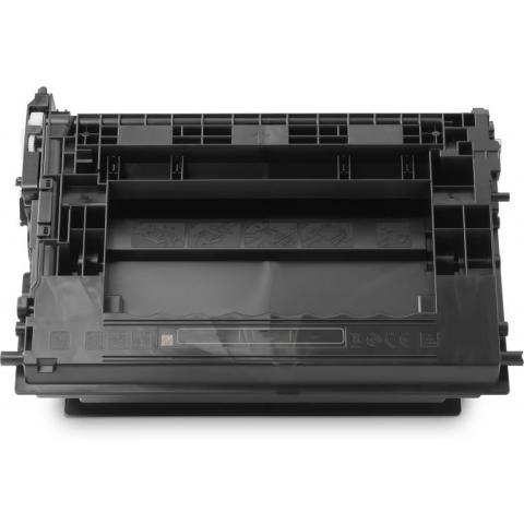 Картридж PowerPlant HP LJ Enterprise M608dn/M631h (CF237X) увеличенной емкости (с чипом)