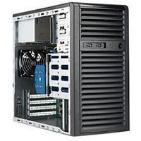 Supermicro server barebone SYS-5039C-I, Mid-Tower, Single Socket H4 (LGA 1151), 4 DIMMs, 1 PCI-E 3.0 x8 (in