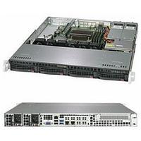 "Supermicro SuperServer SYS-5019C-MR 1U, 1xLGA 1151, TDP up to 95W, Intel C246, 4xDDR4, 4x3.5"" Hot-swap, SATA3"