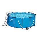 Каркасный бассейн BESTWAY Steel Pro MAX 56420-19 (366х122см, Винил, 10250 л., Сталь)