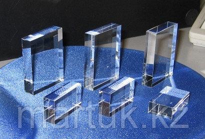 Кварцевое стекло КИ (JGS3)