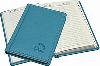 Алфавитная записная книжка (кожзам с тиснением)