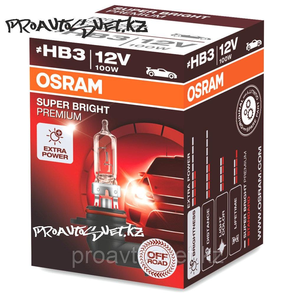 Галогенные лампы Osram HB3 9005 Super Bright Premium - 69005SBP
