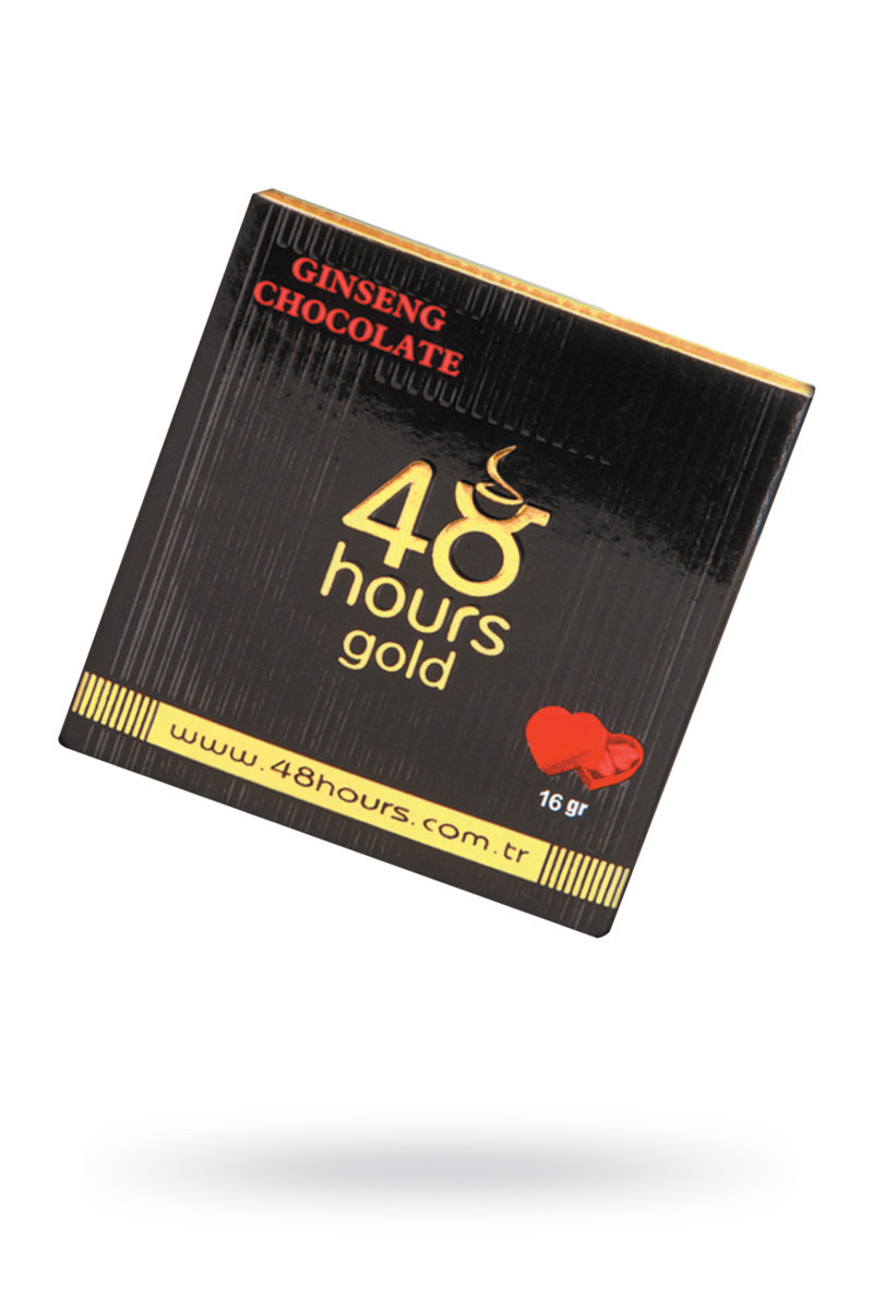 Возбуждающий Шоколад 48 HOURS GOLD 16 ГР