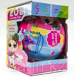 Кукла LOL Музыкальная