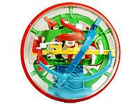 Головоломка 3Д Шар-лабиринт на 118 дорожек magical 16 см