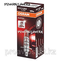 """Галогенные лампы Osram H1 +30%"""" больше света"""