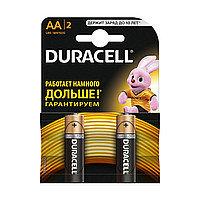 Батарейки Duracell тип АА (пальчиковые)