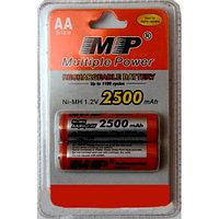 Батарейки MP, 2500mah