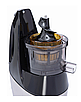 Шнековая соковыжималка Kitfort КТ-1104-2, чёрная, фото 2