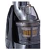 Шнековая соковыжималка Kitfort КТ-1104-2, чёрная, фото 3