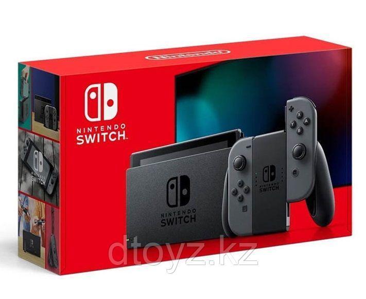 Игровая консоль Nintendo Switch Gray
