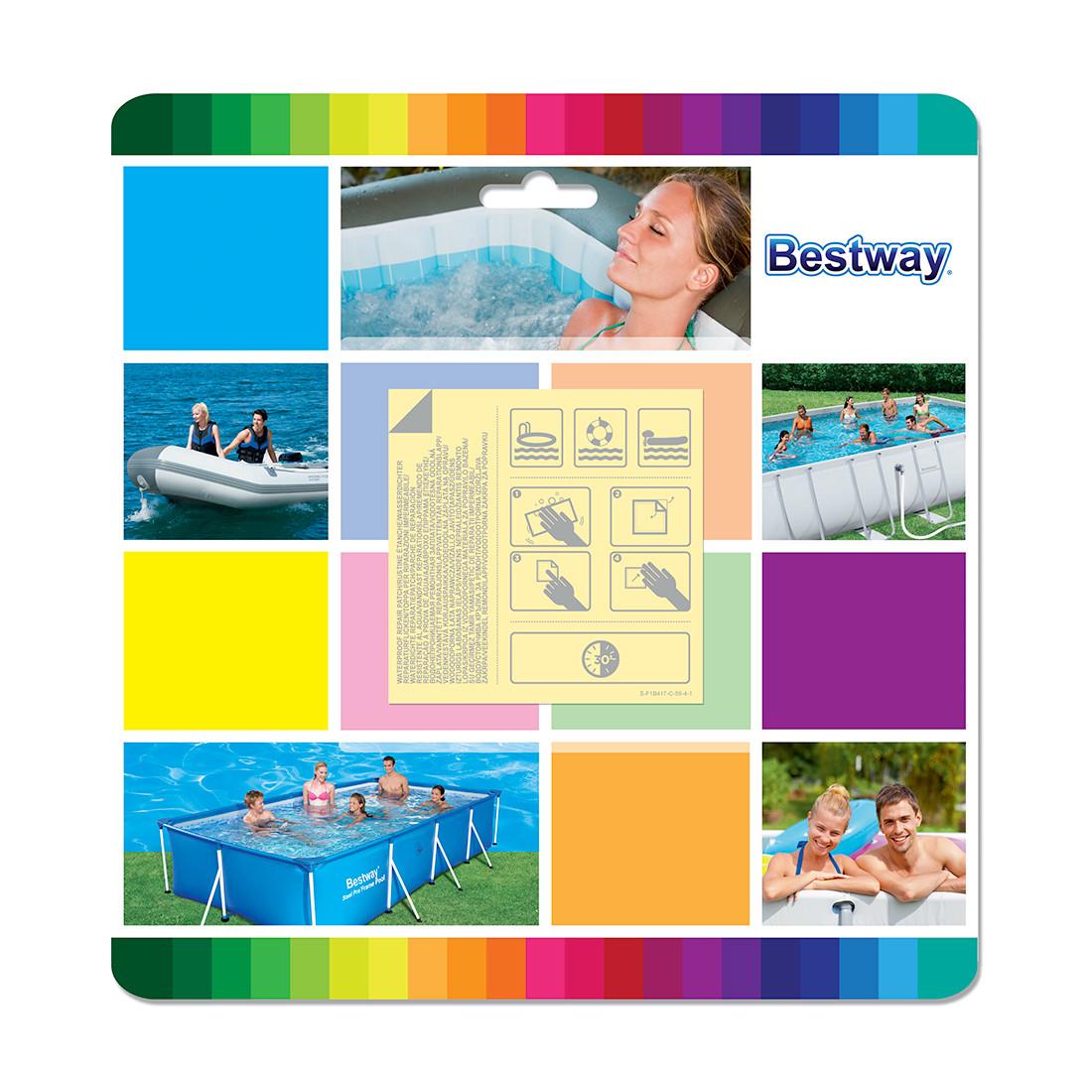 Ремонтный набор Underwater Adhesive, BESTWAY, 62091