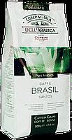 Кофе в зёрнах Brasil Caffe Santos, 500гр Сorsini