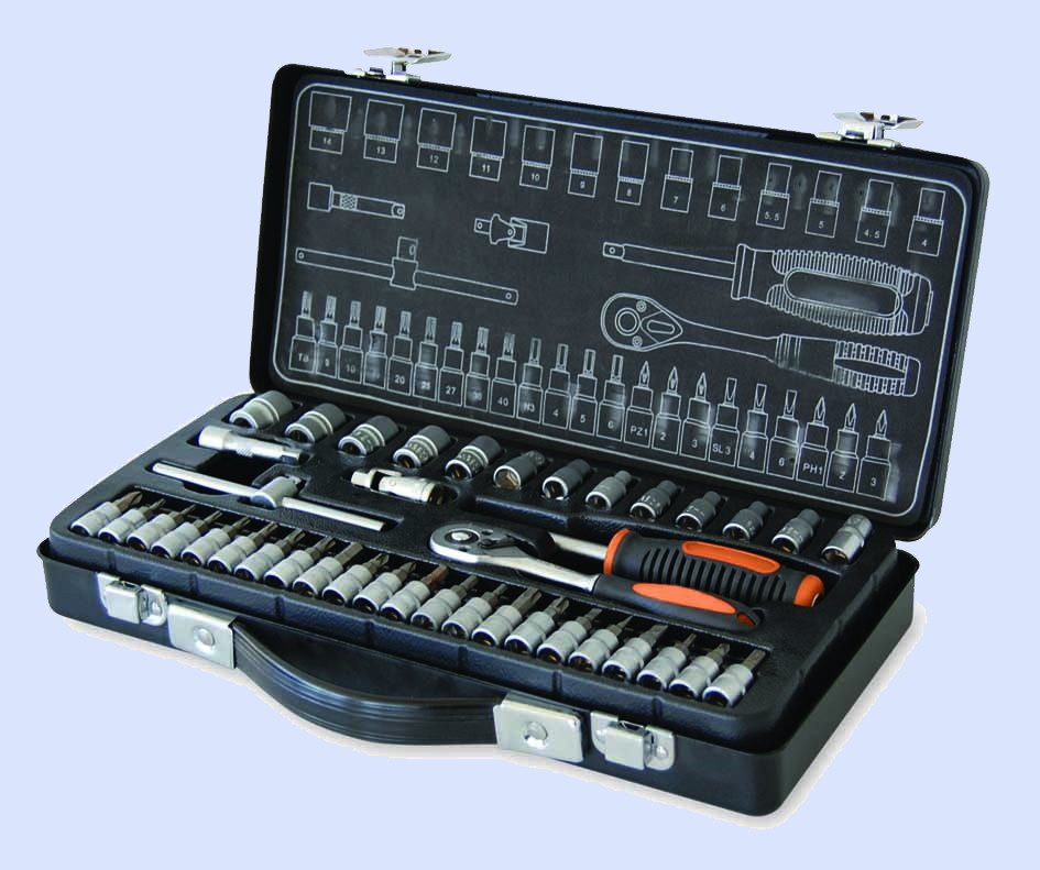 Набор торцевых ключей-40 шт HTS-М2040M
