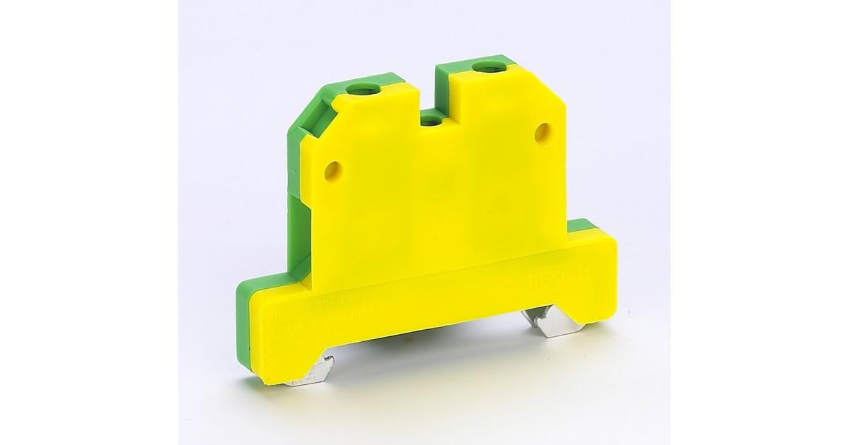 Зажим наборный ЗН101-6-50А-PEN /32413DEK/