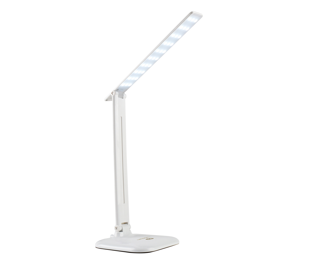 NL31 (белый, настольный светодиодный светильник на подставке, 9В)