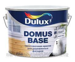 Грунтовочная краска Dulux DOMUS BASE для деревянных фасадов белая 10л