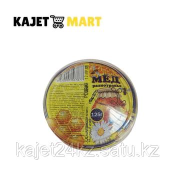 Мёд натуральный разнотравье 125 гр
