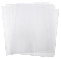 Обложка для переплета пластиковая прозрачная 150мкм 100шт