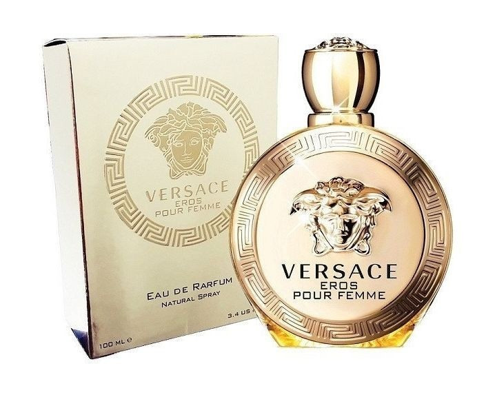 Versace Versace Eros pour Femme Eau de Parfum (Версаче Эрос) 100 ml (edp)