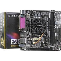 Материнская плата Gigabyte GA-E2500N AMD E-2500 (1.4 GHz) 2xDDR3 2xSATA3 DSub HDMI Mini-ITX
