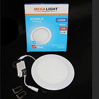 LED СПОТ ROUND/R встраиваемый 12W 960Lm d170x8,5 6500K IP20