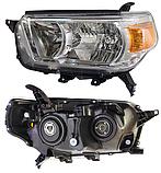 Фара левая на  4Runner 2009-2012, фото 2