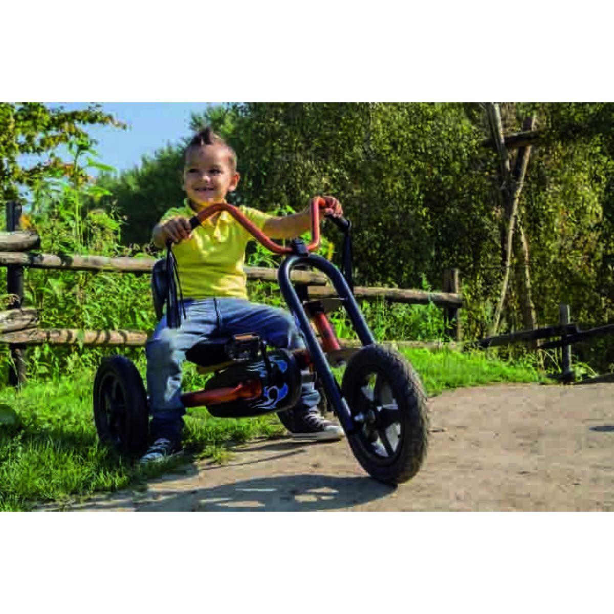 Веломобиль Buzzy Choopy 3-8 лет (Berg, Нидерланды) - фото 4