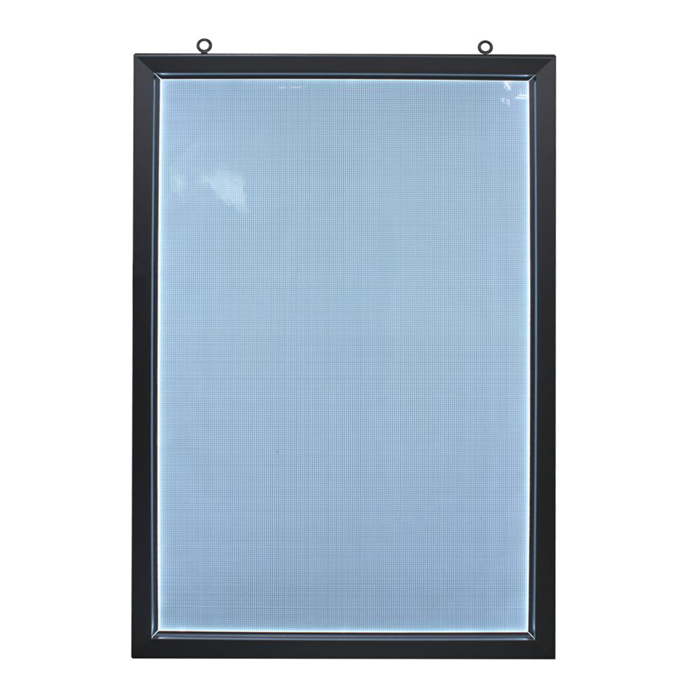 Рамка алюминиевая световая 60х90 односторонняя