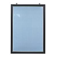 Рамка алюминиевая световая 60х90 двухсторонняя