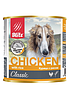 Влажный корм для собак всех пород и возрастов Blitz Chicken&Rice с курицей и рисом